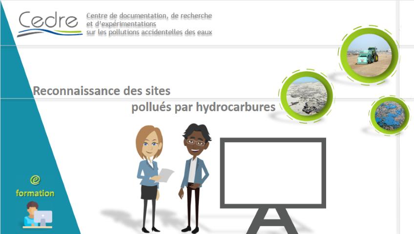 La reconnaissance des sites pollués par hydrocarbures